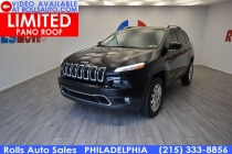 2014 Jeep Cherokee Limited 4x4 4dr SUV