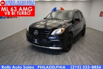 2015 Mercedes-Benz M-Class ML 63 AMG AWD 4MATIC 4dr SUV