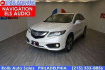 2016 Acura RDX w/Advance AWD 4dr SUV Package