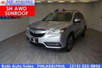 2014 Acura MDX SH AWD w/Tech 4dr SUV w/Technology Package