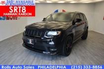 2018 Jeep Grand Cherokee SRT 4x4 4dr SUV