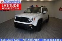 2017 Jeep Renegade Altitude 4dr SUV