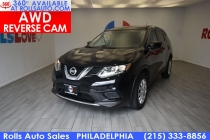 2016 Nissan Rogue S AWD 4dr Crossover