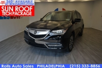 2016 Acura MDX SH AWD w/Tech 4dr SUV w/Technology Package