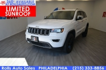 2018 Jeep Grand Cherokee Limited 4x4 4dr SUV