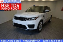 2018 Land Rover Range Rover Sport HSE Td6 AWD 4dr SUV