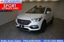2018 Hyundai Santa Fe Sport 2.0T Ultimate AWD 4dr SUV