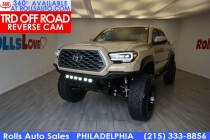 2020 Toyota Tacoma TRD Off Road 4x4 4dr Double Cab 5.0 ft SB 6A