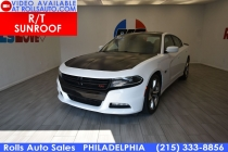 2015 Dodge Charger R/T Road and Track 4dr Sedan