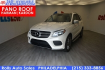 2016 Mercedes-Benz GLE GLE 400 4MATIC AWD 4dr SUV