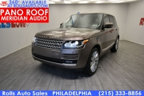 2015 Land Rover Range Rover Supercharged 4x4 4dr SUV