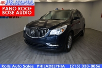 2017 Buick Enclave Leather AWD 4dr Crossover