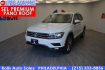 2018 Volkswagen Tiguan 2.0T SEL Premium 4Motion AWD 4dr SUV