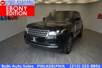 2014 Land Rover Range Rover Supercharged Ebony Edition 4x4 4dr SUV