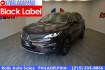 2017 Lincoln MKC Black Label AWD 4dr SUV