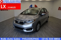 2020 Honda Fit LX 4dr Hatchback CVT