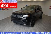 2017 Jeep Grand Cherokee Altitude 4x4 4dr SUV