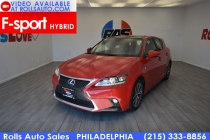 2017 Lexus CT 200h Base 4dr Hatchback
