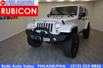 2016 Jeep Wrangler Unlimited Rubicon 4x4 4dr SUV