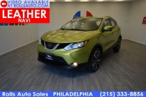 2017 Nissan Rogue Sport SL AWD 4dr Crossover