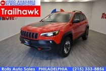 2019 Jeep Cherokee Trailhawk 4x4 4dr SUV