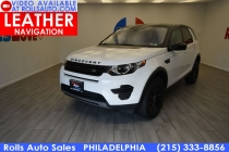 2017 Land Rover Discovery Sport SE AWD 4dr SUV