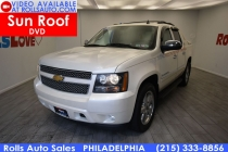 2013 Chevrolet Avalanche LTZ Black Diamond 4x4 4dr Crew Cab Pickup