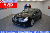2013 Cadillac CTS 3.6L AWD 2dr Coupe