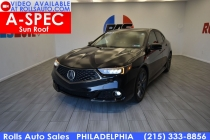 2018 Acura TLX SH AWD V6 w/Tech w/A SPEC 4dr Sedan w/Technology and A Package (Red Interior)