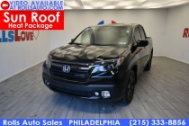 2017 Honda Ridgeline Black Edition AWD 4dr Crew Cab 5.3 ft. SB