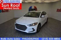 2018 Hyundai Elantra Value Edition 4dr Sedan PZEV (US)