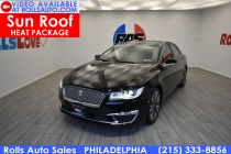 2017 Lincoln MKZ Reserve AWD 4dr Sedan