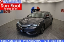 2018 Acura ILX w/Special Edition 4dr Sedan Package