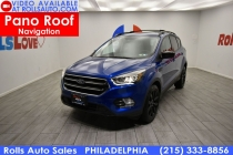 2017 Ford Escape SE AWD 4dr SUV