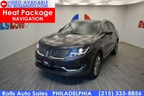 2017 Lincoln MKX Reserve AWD 4dr SUV