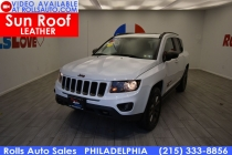 2016 Jeep Compass Sport 75th Anniversary 4x4 4dr SUV