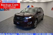 2017 Ford Edge Sport AWD 4dr Crossover