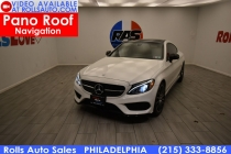 2017 Mercedes-Benz C-Class C 300 4MATIC AWD 2dr Coupe