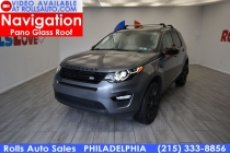 2016 Land Rover Discovery Sport HSE AWD 4dr SUV