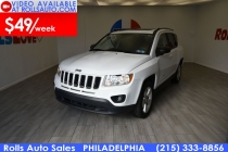 2011 Jeep Compass Latitude 4dr SUV