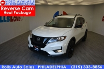 2018 Nissan Rogue SV AWD 4dr Crossover