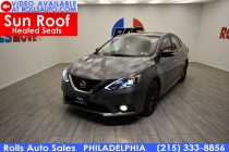 2017 Nissan Sentra SR Turbo 4dr Sedan CVT