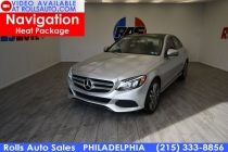 2016 Mercedes-Benz C-Class C 300 Luxury 4MATIC AWD 4dr Sedan