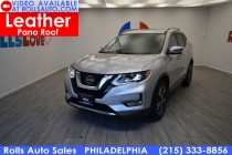 2017 Nissan Rogue SL AWD 4dr Crossover (midyear release)