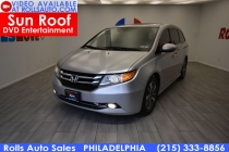 2015 Honda Odyssey Touring Elite 4dr Mini Van