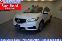 2018 Acura MDX SH AWD w/Tech 4dr SUV w/Technology Package