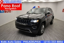 2016 Jeep Grand Cherokee Limited 4x4 4dr SUV
