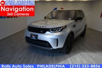 2017 Land Rover Discovery HSE AWD 4dr SUV