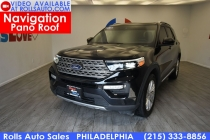 2020 Ford Explorer Limited AWD 4dr SUV
