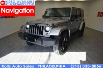 2017 Jeep Wrangler Unlimited Smoky Mountain 4x4 4dr SUV